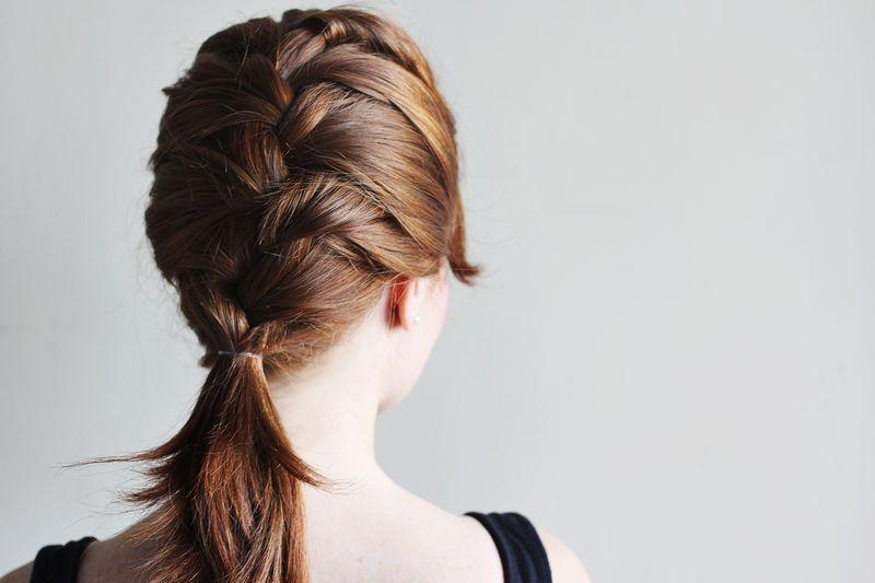 بالصور تسريحات الشعر القصير بالصور للمدرسة , فورمات لبنات المدارس 3534 7