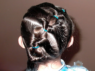 بالصور تسريحات الشعر القصير بالصور للمدرسة , فورمات لبنات المدارس 3534 8