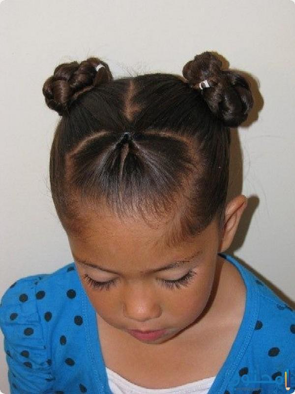 بالصور تسريحات الشعر القصير بالصور للمدرسة , فورمات لبنات المدارس 3534 9