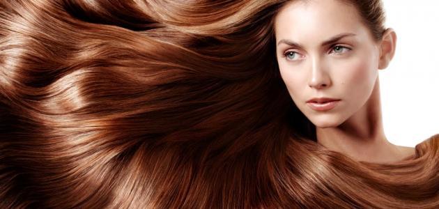 بالصور وصفة لتلوين الشعر الي بني غزالي بالصور , صبغات شعر للنساء 3551