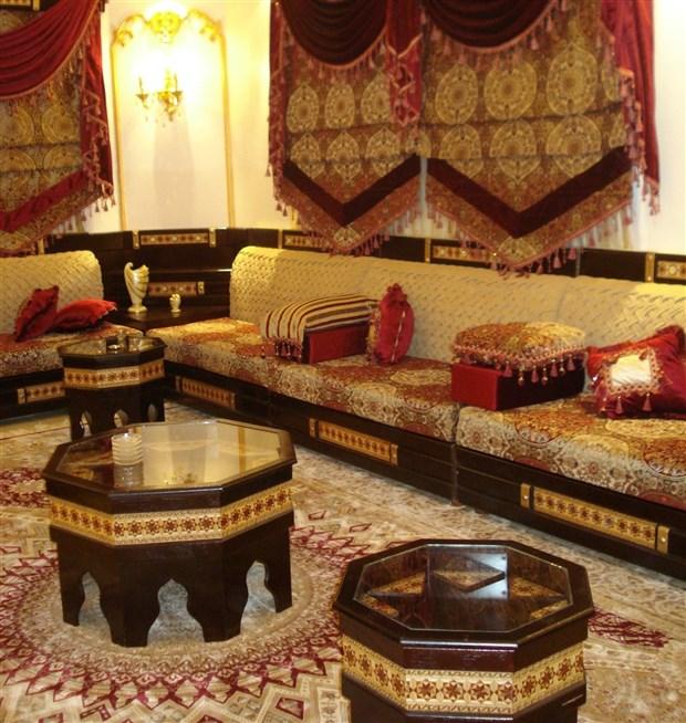 بالصور صور جلسات عربية جميلة جلسات استقبال ليبية صالات عربية , صورة مجلس عربي في ليبيا 3562 2