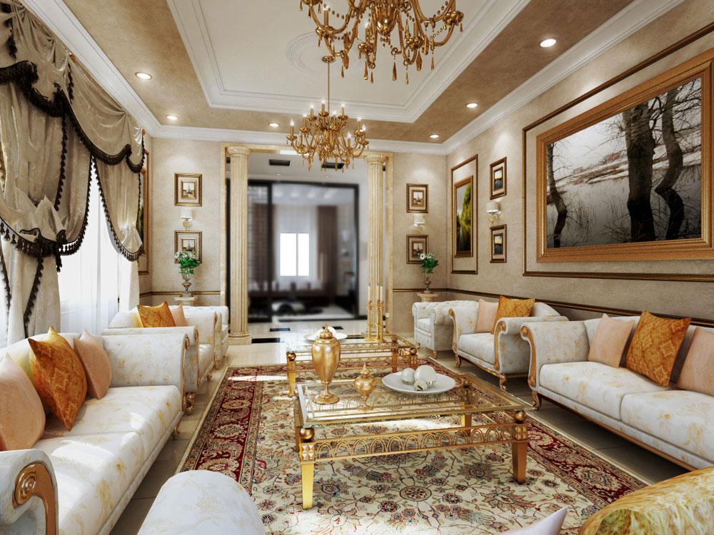 صور جلسات عربية جميلة جلسات استقبال ليبية صالات عربية