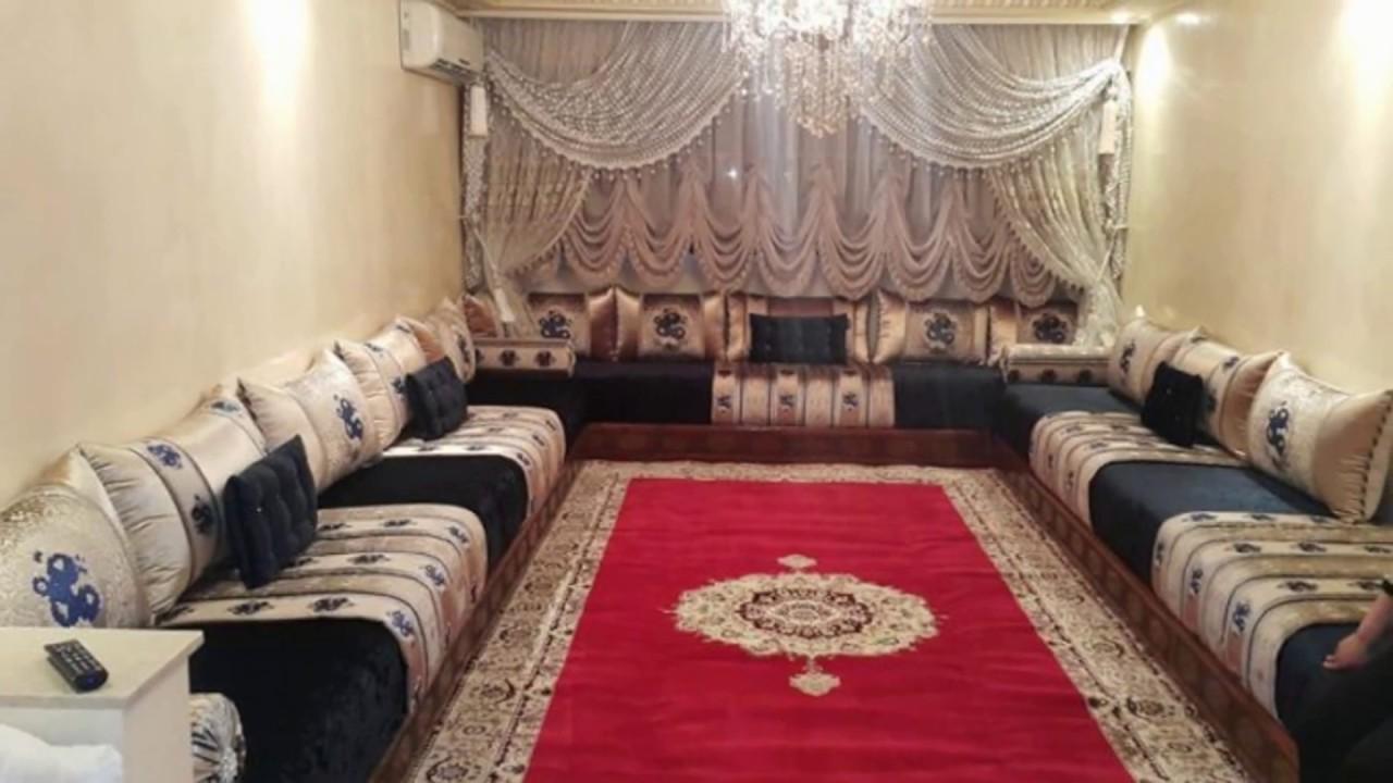 بالصور صالونات مغربية روعة جلسات عربية مودرن صور مجالس , ديكور للصالون 3564 7