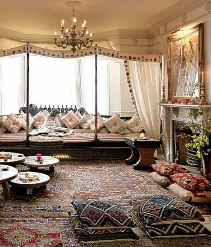 بالصور صالونات مغربية روعة جلسات عربية مودرن صور مجالس , ديكور للصالون 3564 8