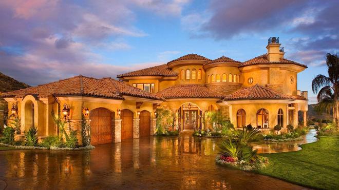 صوره صور افخم منزل فى العالم صور اجمل فيلا فى امريكا , بوستات لاجمل