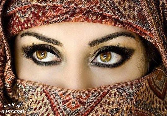 بالصور صور عيون بدوية صور عيون خليجية اجمل صور العيون الخليجية 4248 6