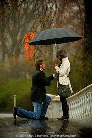 صوره صور رومانسية تحت المطر صور تجنن اجمل حب تحت المطر