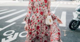 صوره احدث الفساتين 2018 , تصاميم رائعة لاجمل صيف