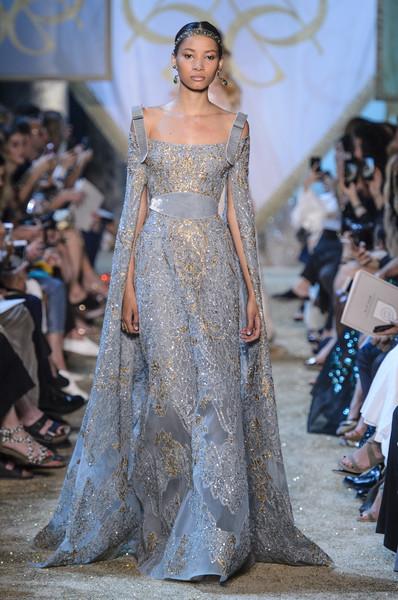 بالصور فساتين ايلي صعب , اجمل تصاميم الفساتين 957 7