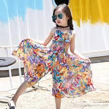 بالصور فساتين اطفال شيفون , فستان رقيق للاطفال 959 9