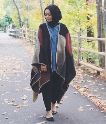صور ازياء كاجوال حجاب ملابس سواريه للمحجبات خطيرة , اروع الملابس السورى