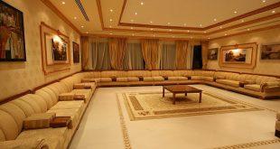 صوره صور جلسات عربية مجالس عربية مبهرة , جلسات ارضية ذات طابع شرقي