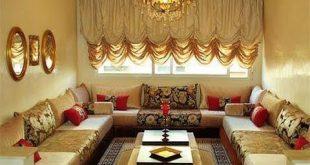 صور غرف جلسات عربية جديدة , صور قعدات عربية خليجية ارضية