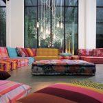 انتريهات عربية جديدة جلسات ارضية عربي قعدة عربي مغربية , تشكيله من طراز مغربى