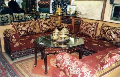 صوره انتريهات عربية جديدة جلسات ارضية عربي قعدة عربي مغربية , تشكيله من طراز مغربى