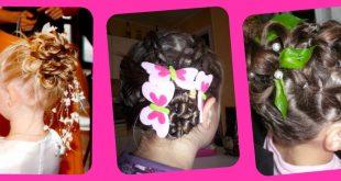 اجمل تسريحات الشعر للبنات الصغار للعرس للافراح , احدث تسريحة شعر