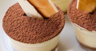 صور حلويات باردة سهلة , طرق مبتكره للحلويات