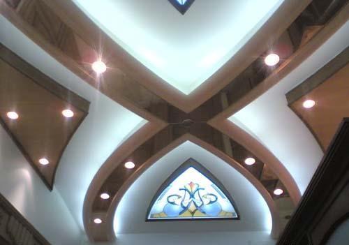صوره صور اجمل ديكورات ايطالية , اروع ديكورات اسقف جبسية