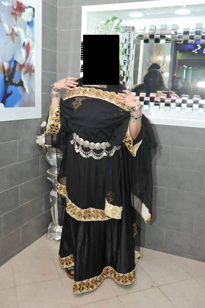 صورة صور احدث قنادر بيرلاج قنادر اعراس , كولكشين للااعراس الجزاائريه