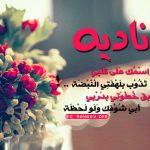 صور رمزيات اسم نادية رمزيات باسم نادية , خلفيات صورة اسم نادية