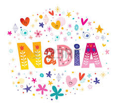 صوره صور رمزيات اسم نادية رمزيات باسم نادية , خلفيات صورة اسم نادية