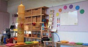 صوره تصاميم ديكور اروع ديكورات الحضانات , احدث تصميم لحضانه اطفال