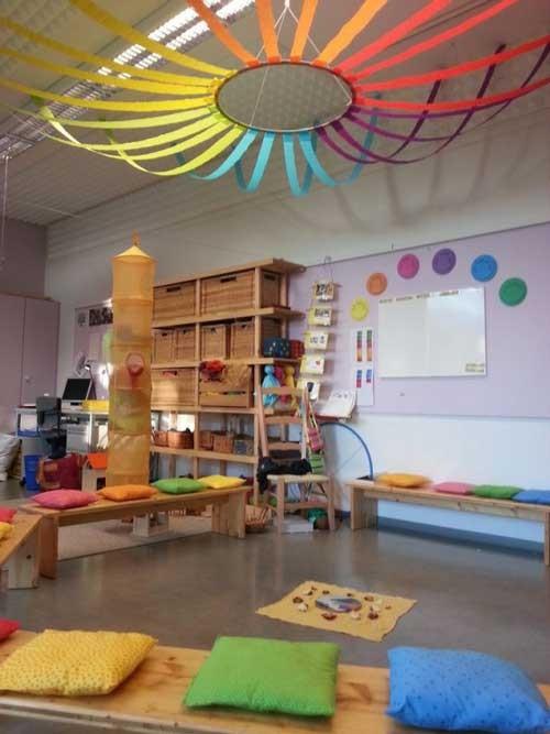 صور تصاميم ديكور اروع ديكورات الحضانات , احدث تصميم لحضانه اطفال