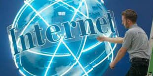 صور موضوع تعبير عن الانترنت , تعرف على الانترنت