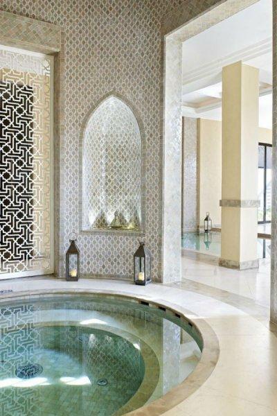 صوره انواع الحمامات المنزلية الجزائرية , صور حمام جزائرى
