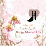 عبارات التهنئة بالزواج بالانجليزي , اجمل كلمه لتهنئة الزواج