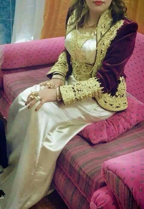 صوره موديلات اعراس جزائرية للبنات , فرحة البنات الجزائريه