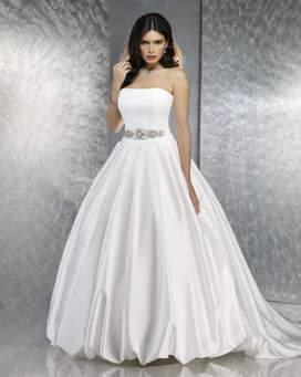 بالصور صور اجمل فساتين زفاف , فساتين انيقه للزفاف 1001 1