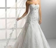 صوره صور اجمل فساتين زفاف , فساتين انيقه للزفاف