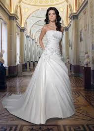 بالصور صور اجمل فساتين زفاف , فساتين انيقه للزفاف 1001 4