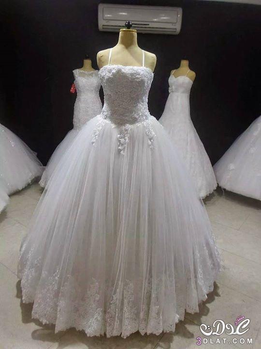 بالصور صور اجمل فساتين زفاف , فساتين انيقه للزفاف 1001 5