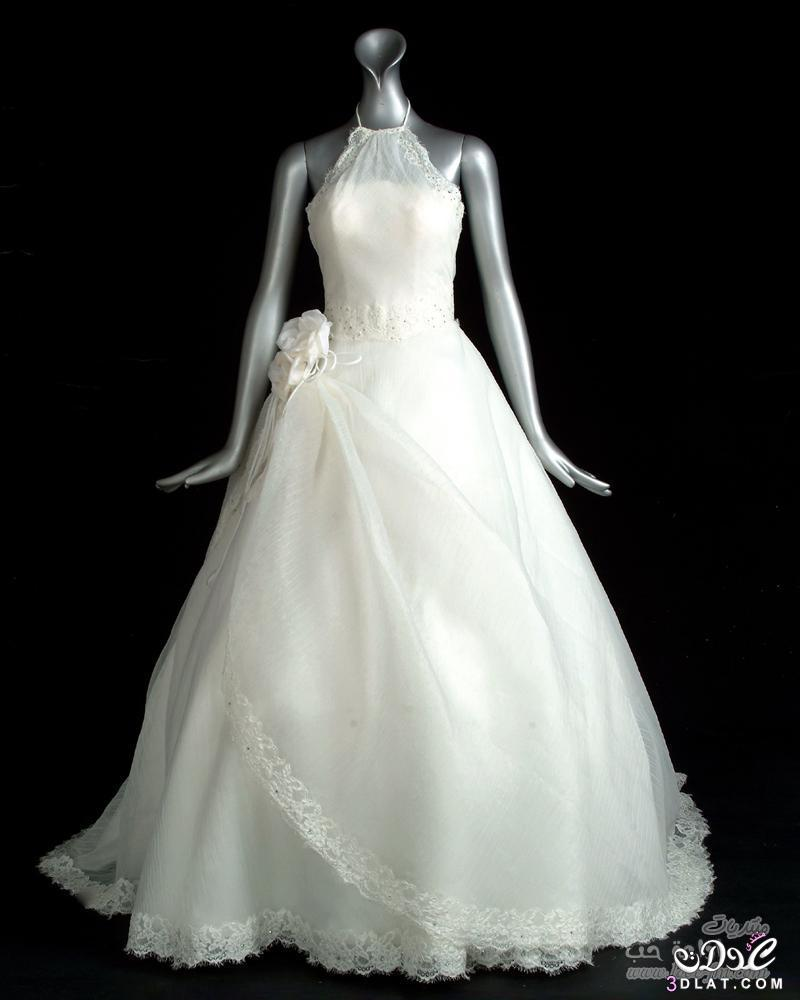 بالصور صور اجمل فساتين زفاف , فساتين انيقه للزفاف 1001 8