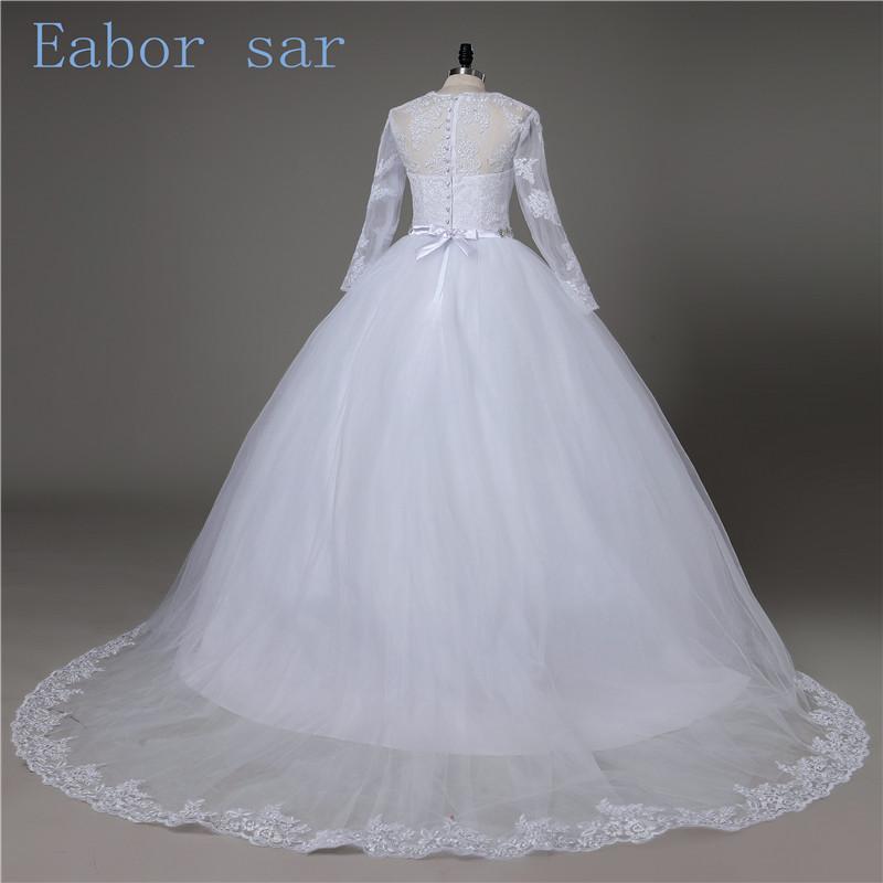 بالصور فساتين افراح للمحجبات , احلى فستان عروسه 1025 4