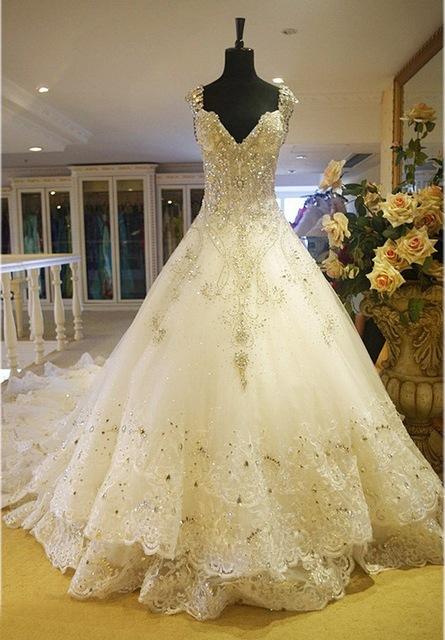 بالصور فساتين افراح للمحجبات , احلى فستان عروسه 1025