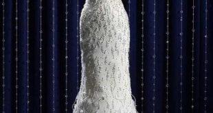 فساتين طويله فخمه , اجمل الفساتين