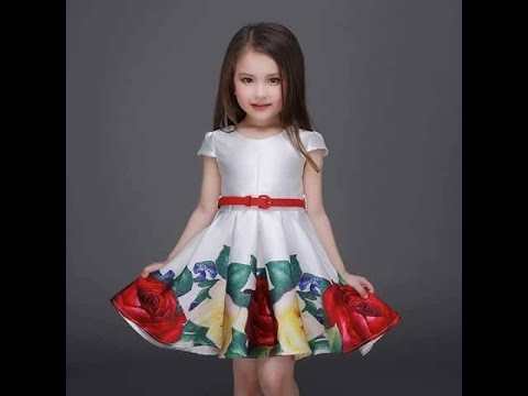 بالصور قصات فساتين , تعلمي ازاي تقصي فستان 1035