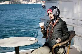 بالصور فساتين بحر للمحجبات , ملابس للصيف للحجاب 1041 3