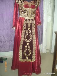 بالصور فساتين جزائرية منزلية , صور لبس جزائرى 1049 7