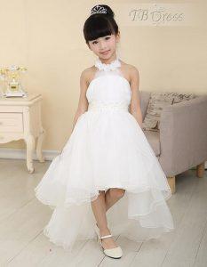 بالصور فساتين افراح للاطفال , فستان اطفال زفاف 1055 5