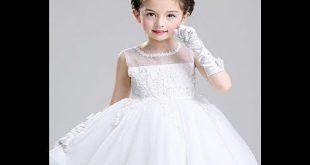 فساتين افراح للاطفال , فستان اطفال زفاف