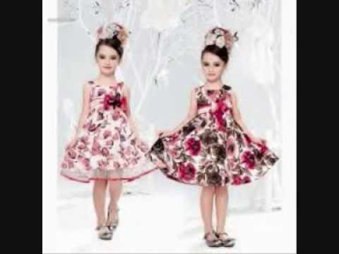 بالصور فساتين اطفال قصيره , فستان قصير للبنات 1056 2