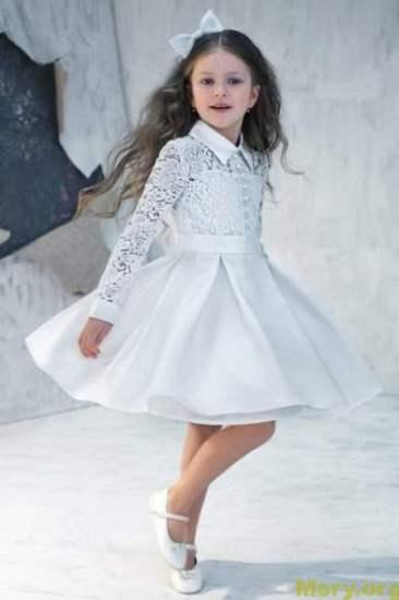 بالصور فساتين اطفال قصيره , فستان قصير للبنات 1056 3