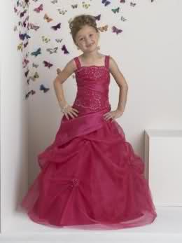 بالصور فساتين اطفال قصيره , فستان قصير للبنات 1056 5