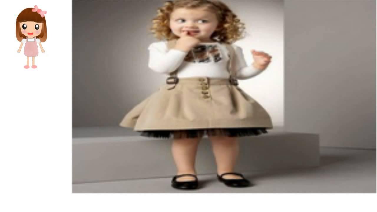 بالصور فساتين اطفال قصيره , فستان قصير للبنات 1056