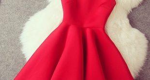 فساتين سهرة قصيرة , اروع فستان سهره