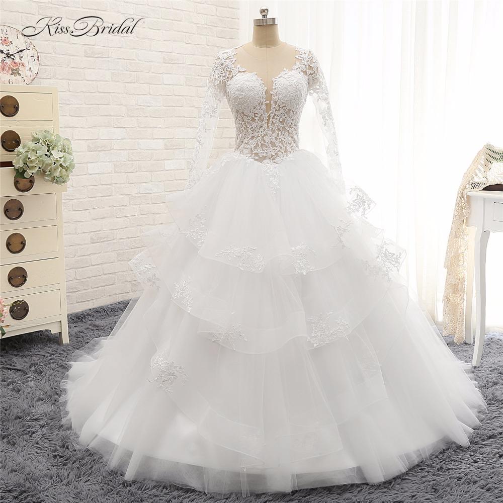 بالصور صور فساتين افراح , من اجمل فستان العروسه 1075 3